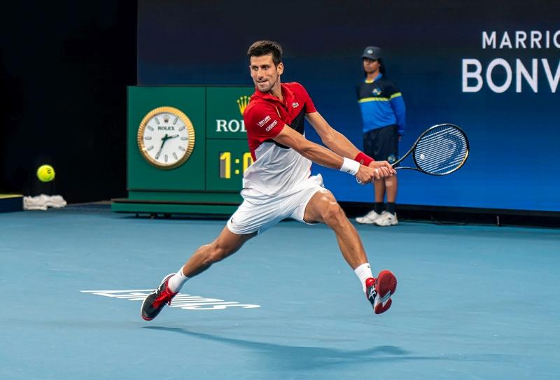 Kerry Boytell Novak Djokovic