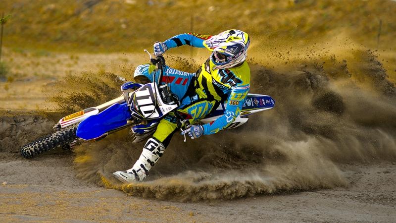 Bahaadeen Al-Qazwini Motocross 2