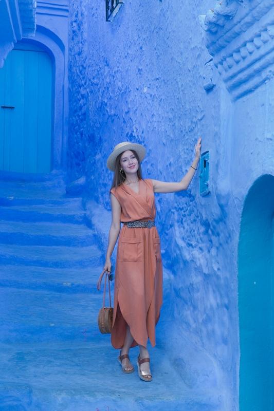 GUO JIANG OU Blue Town