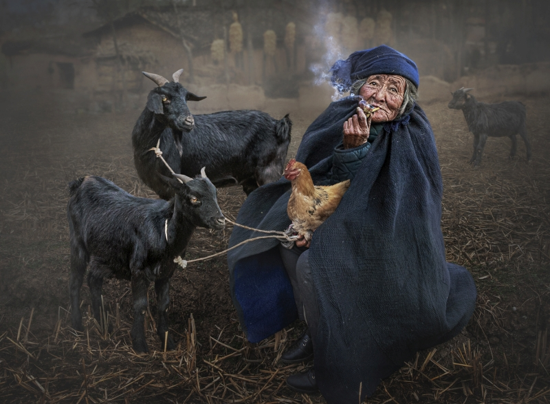Ching Ching Chan The Goat Lady