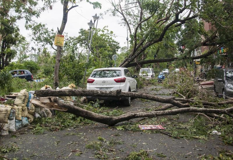 Soham Sarkar Road Blockage