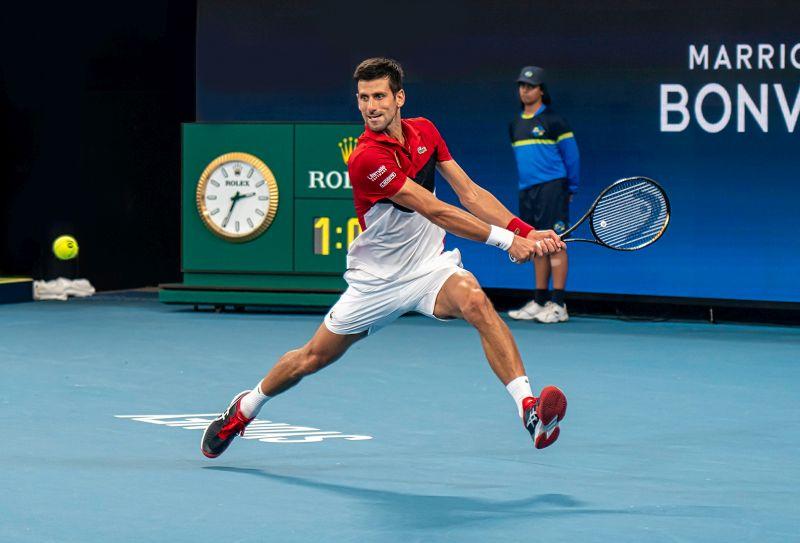Novak Djokovic, Boytell  Kerry , Australia