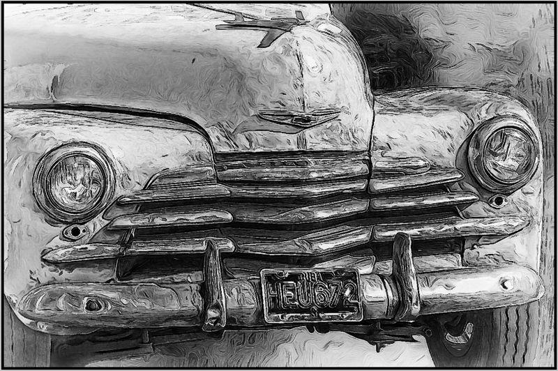 Chevy Cubano Azule 1127, Smith  James D. , Usa