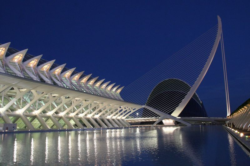 City Of Arts And Sciences 6, Catania  Gottfried , Malta