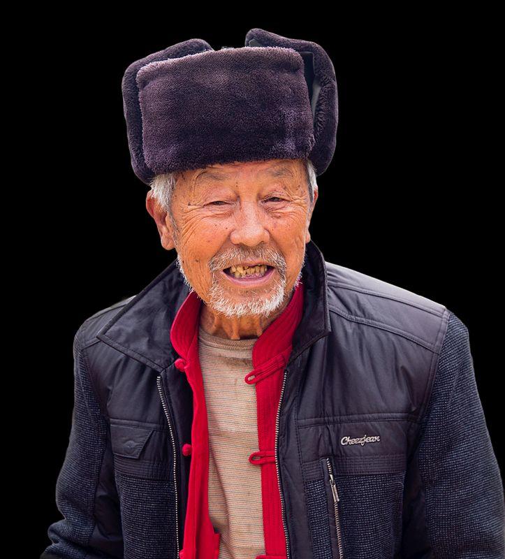 CHINESE OLD MAN, Siu  Miranda , Canada