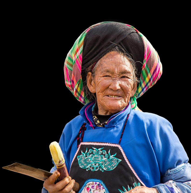 HANI OLD WOMAN, Siu  Miranda , Canada