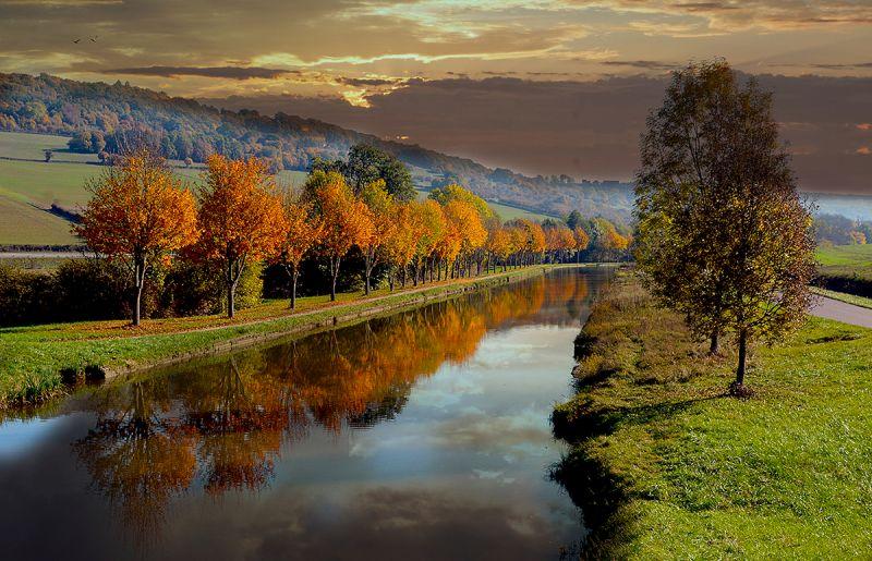 Canal-Burgundy, Shectman  Leonid , Usa