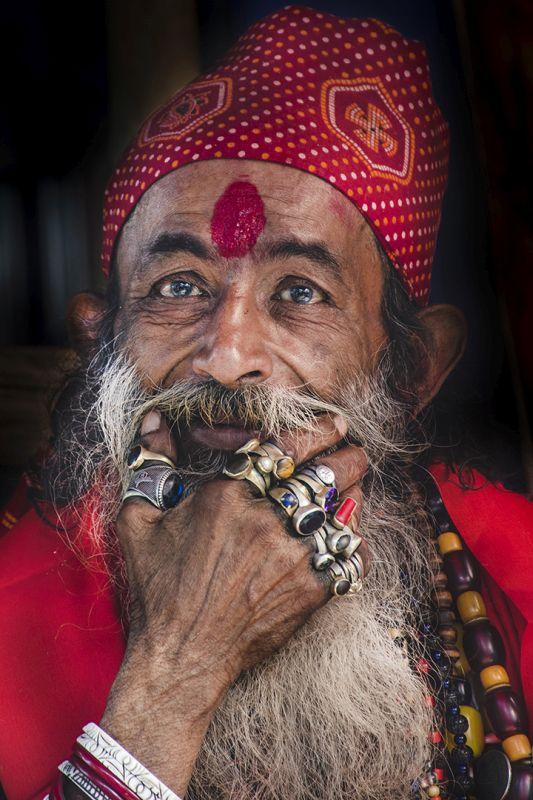 Portrait2, Bose  Sumit , India