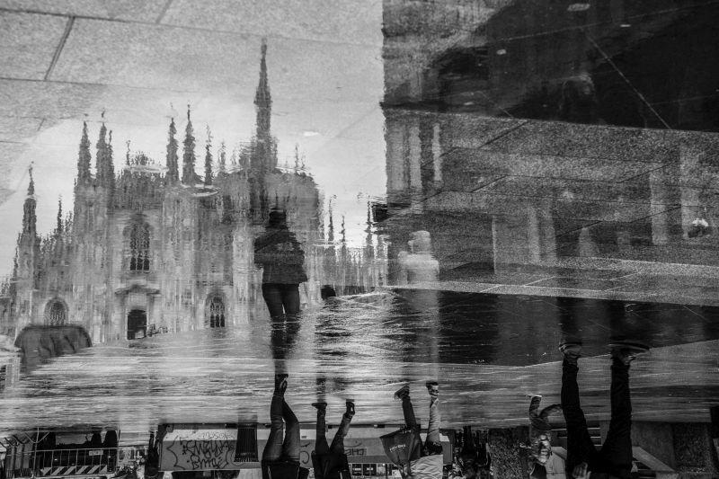 Milano Duomo, Pinzone  Riccardo , Italy