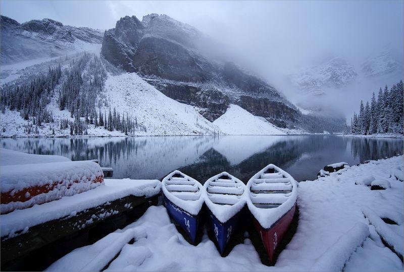 Winter Break, Tran  Michael , Usa