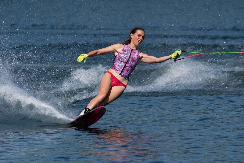 Water Skiing 05, Luo  Robin , Canada