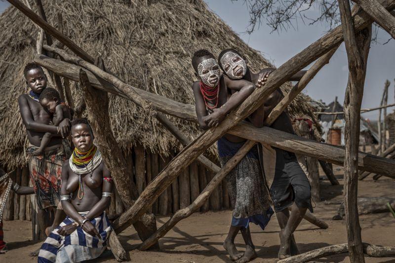 Ethiopian Tribal Life24, Ye  Danlei , Canada