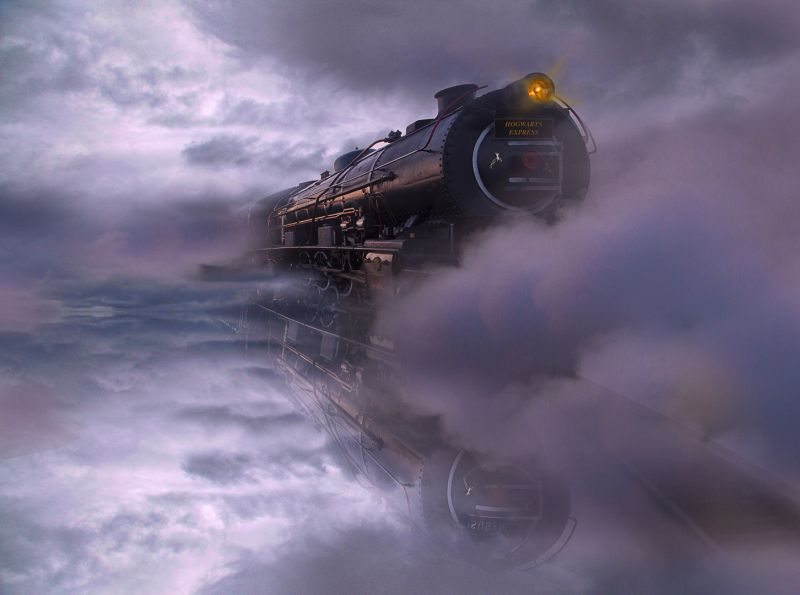 Hogwarts Express, Smit  Hanli , South Africa