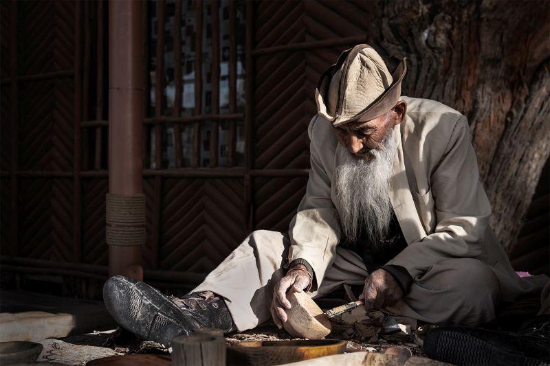 Lopnur Old Man, Ou  Hui-yu , Taiwan