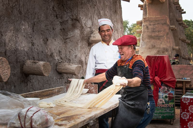 Noodle Maker, Ou  Hui-yu , Taiwan