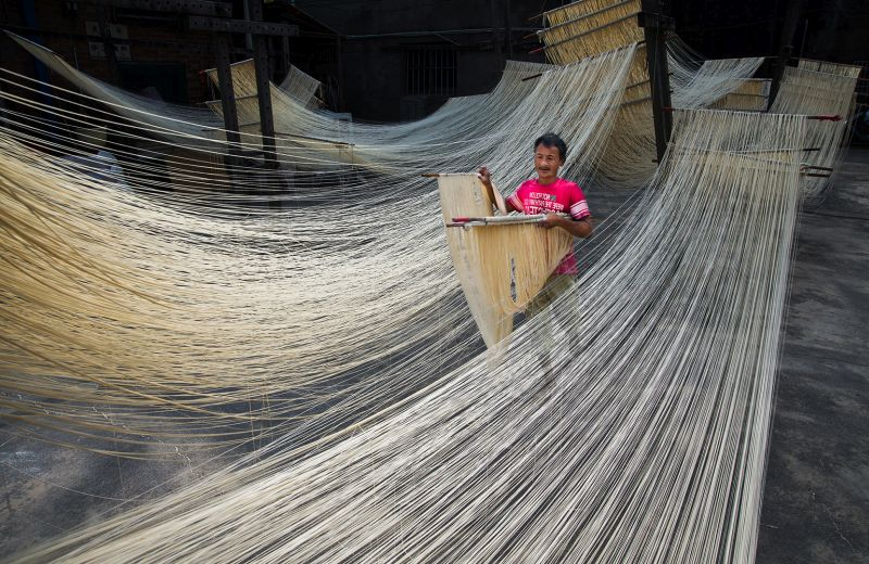 Handmade  Noodles 15, Lee  Ching-hsiung , Taiwan