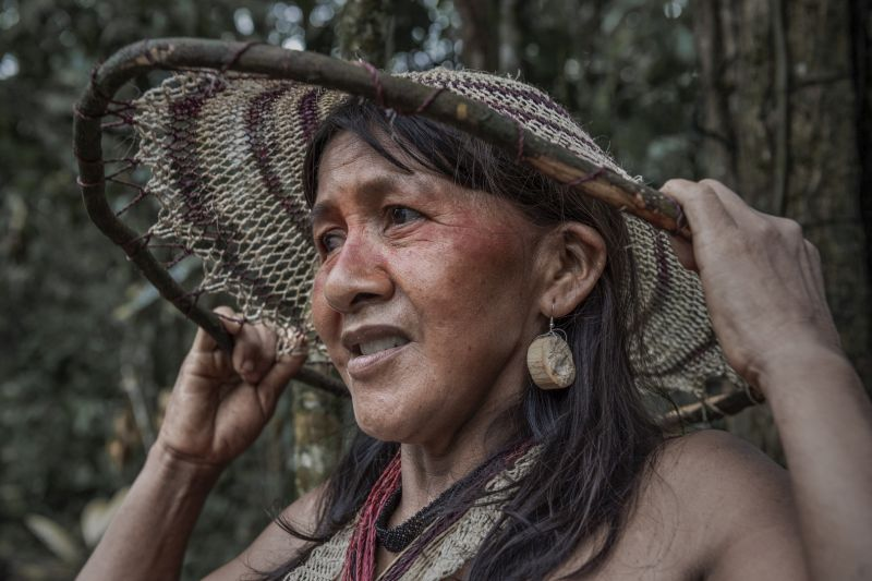 Waorani Tribe43, Chiu  Bob , Usa