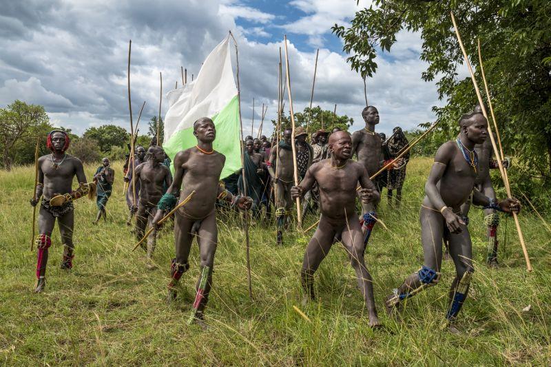 Ethiopias Tribe95, Chiu  Bob , Usa