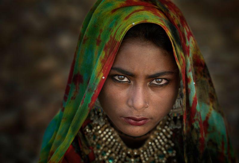 Deep Gaze, Nawab  Rana Jabeen , India