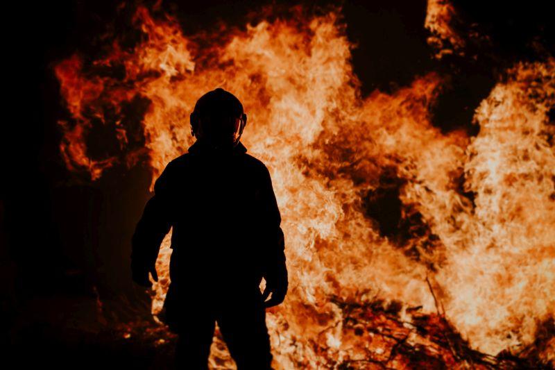 El Hombre De Fuego, Navarro Cantavella  Alberto , Spain