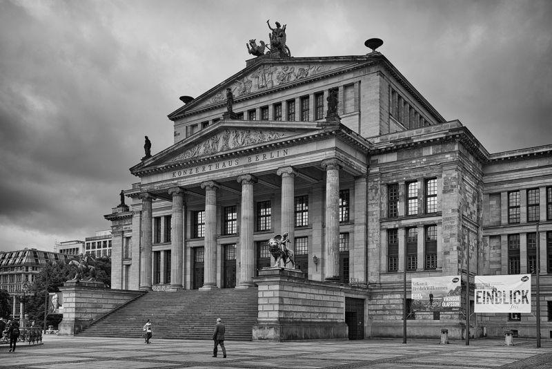 Konzerthaus, Thoma  John , Usa
