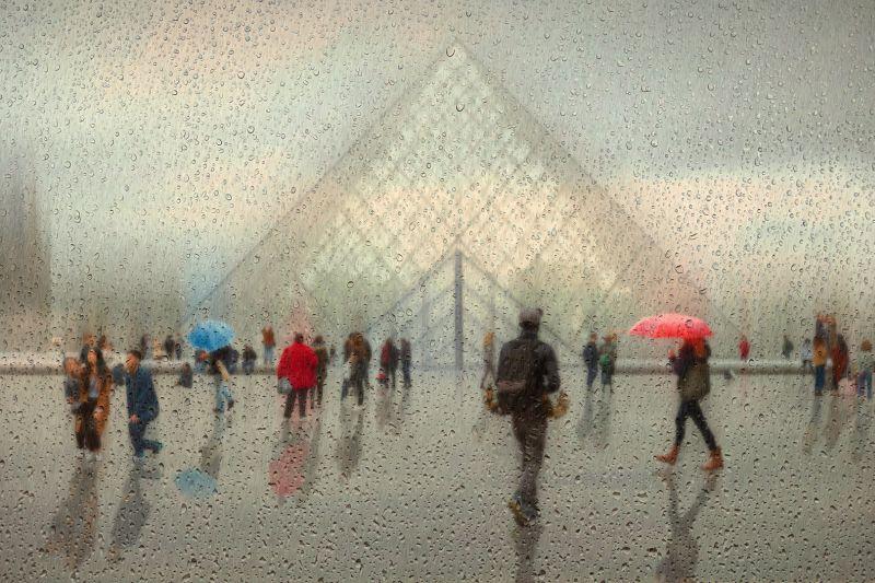 Rain In Paris, Schleicher-schwarz  Roswitha , Germany
