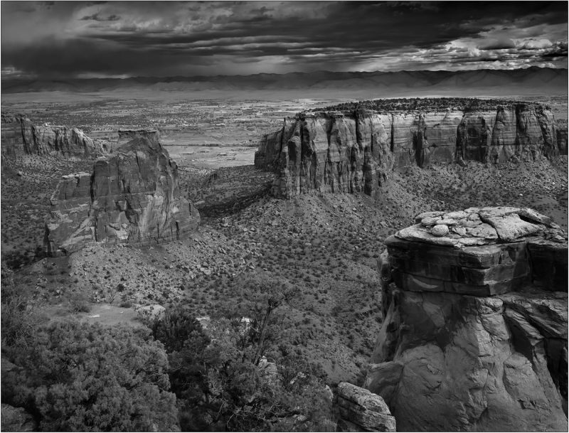 Approaching Canyonland Storms, Pacton  Greg , Usa