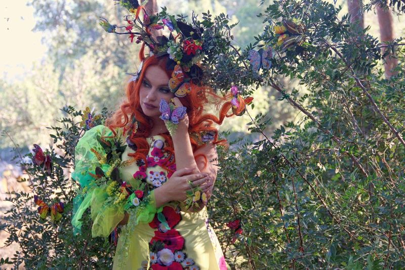 Butterflies Girl, Gitliz  Galia , Israel