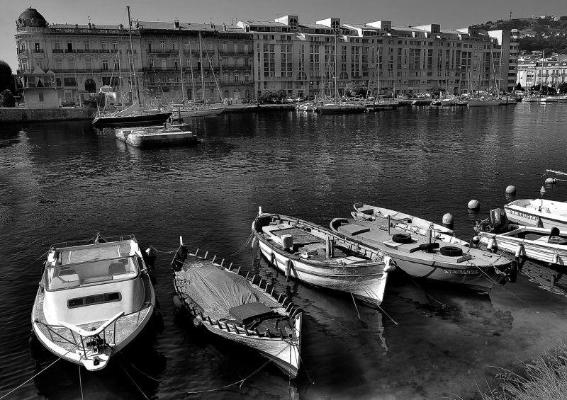 Barcas En El Canal, Garcia  Juan Francisco , Spain