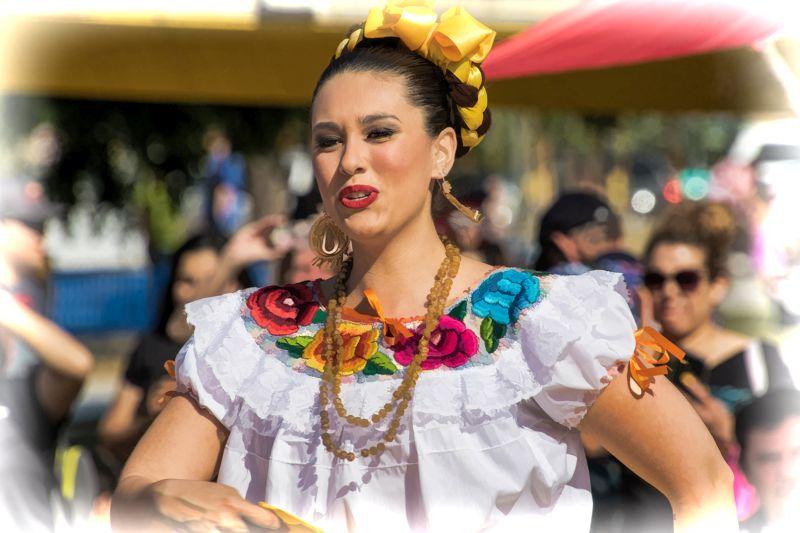 Festival Dancer 2839, Still  William , Usa