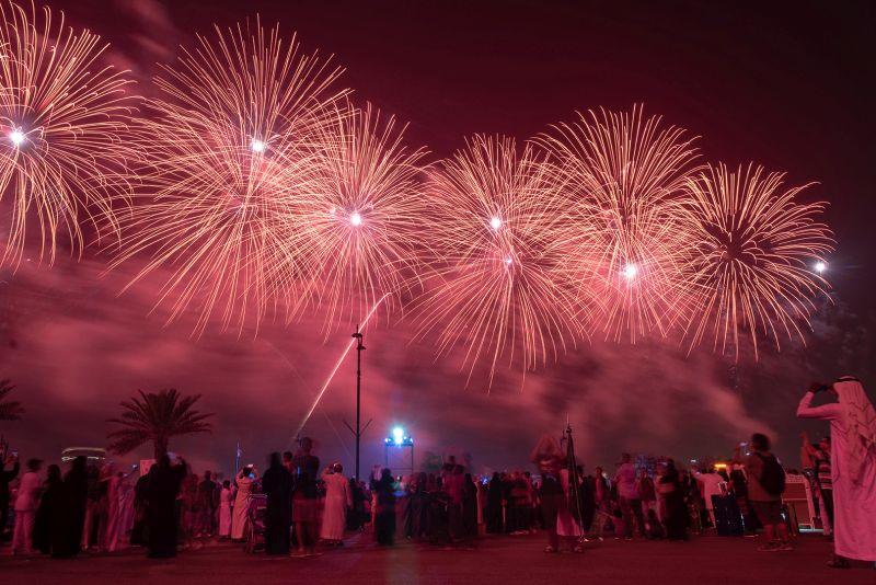 Frightening Crackers, Almabadi  Abdulrahman , Saudi Arabia