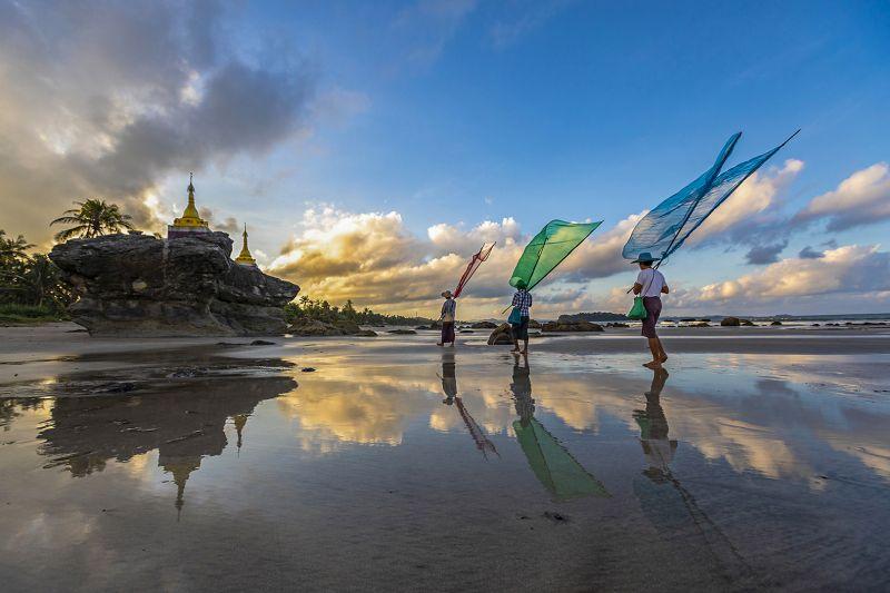 Comeback, Lin  Nay , Myanmar