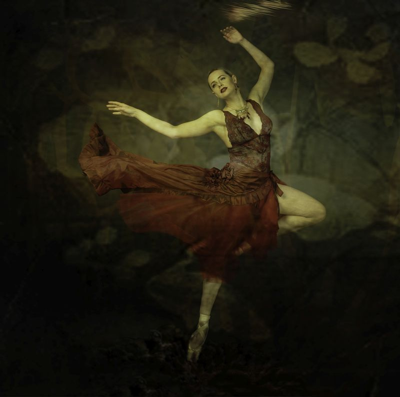 Underwater Ballerina, Campbell  Laurie , Northern Ireland