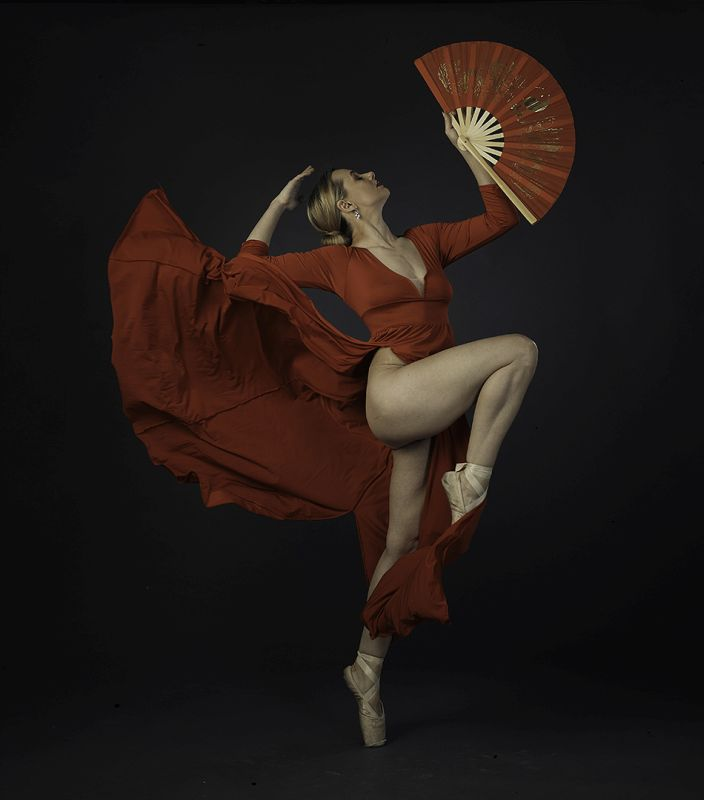 Flamenco Dancer, Campbell  Laurie , Northern Ireland