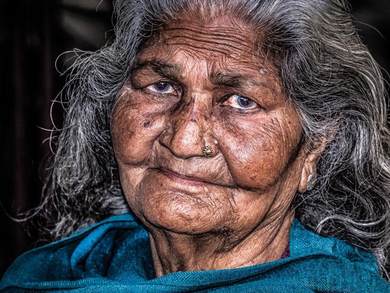 Indian Woman, Mathisen  Hans Ertzeid , Norway