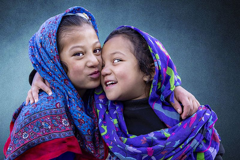 My Best Sister, Angawi  Najla , Saudi Arabia