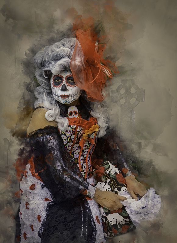 Madame Morte II, Christman  Robert , Usa