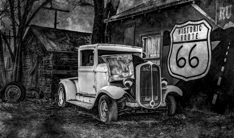 Highway 66, Christman  Robert , Usa