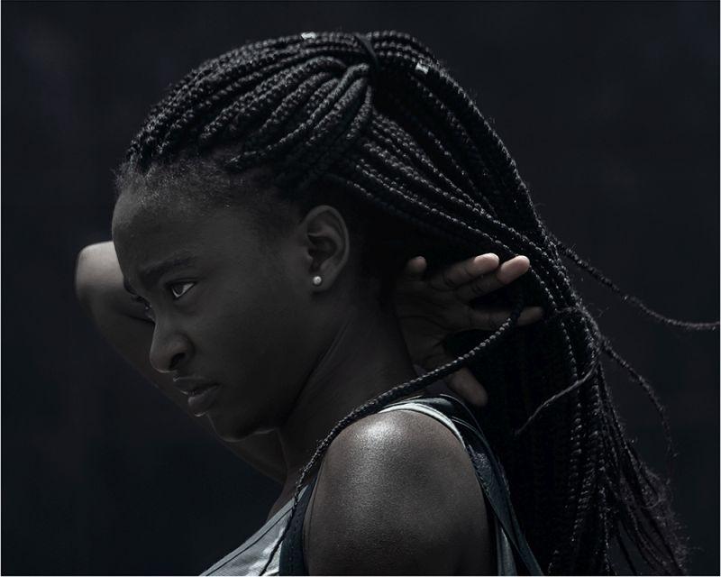 African Girl, Tong  Jiangchuan , China