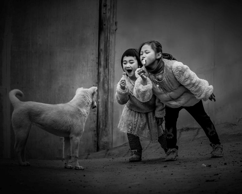 Child Interest, Tong  Jiangchuan , China