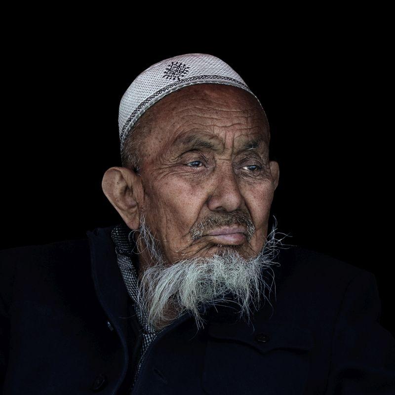 Hui Elderly, Zheng  Kai , China