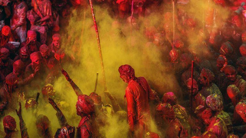 Color Palette, Kalla  Vivek , India