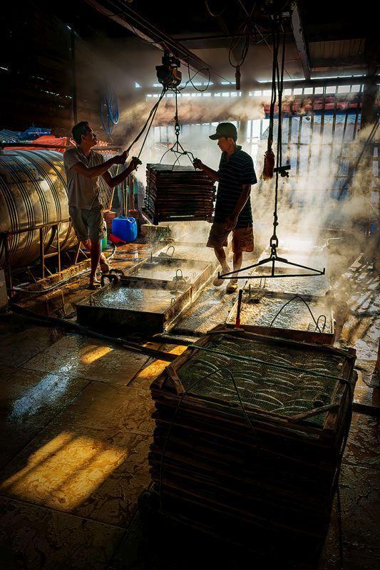 Dry Fish Making, Huang  Chih Sheng , Taiwan