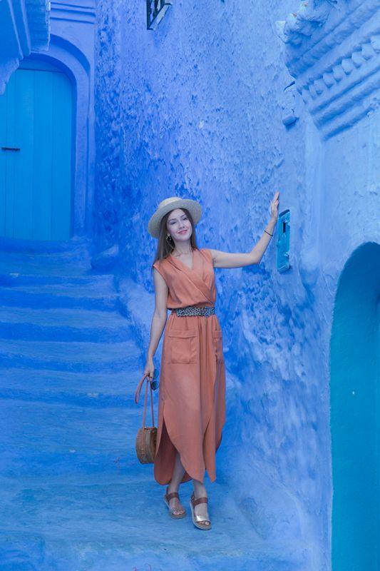 Blue Town, Ou  Guo Jiang , Usa