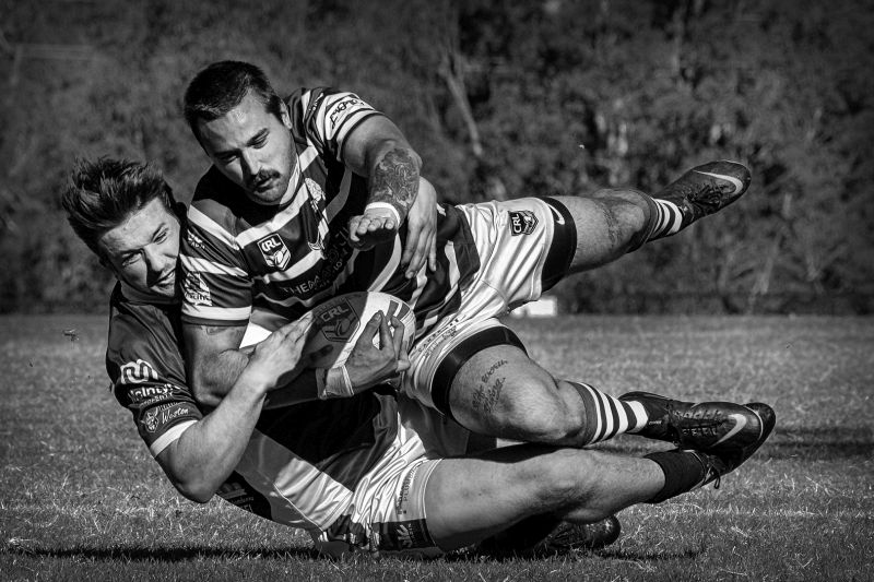 Diving Tackle 2, Bassett  David , Australia