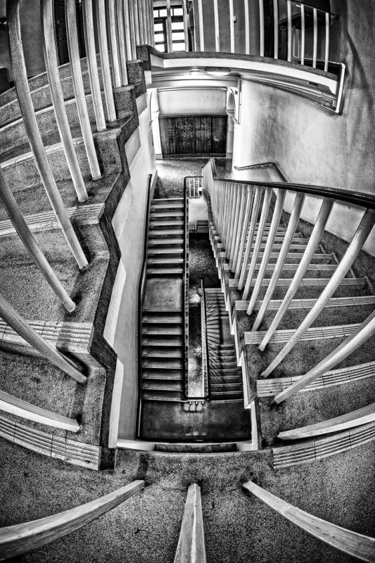 Lowe Yew Stairs 1, Law  Kai Hay Clement , Hong Kong