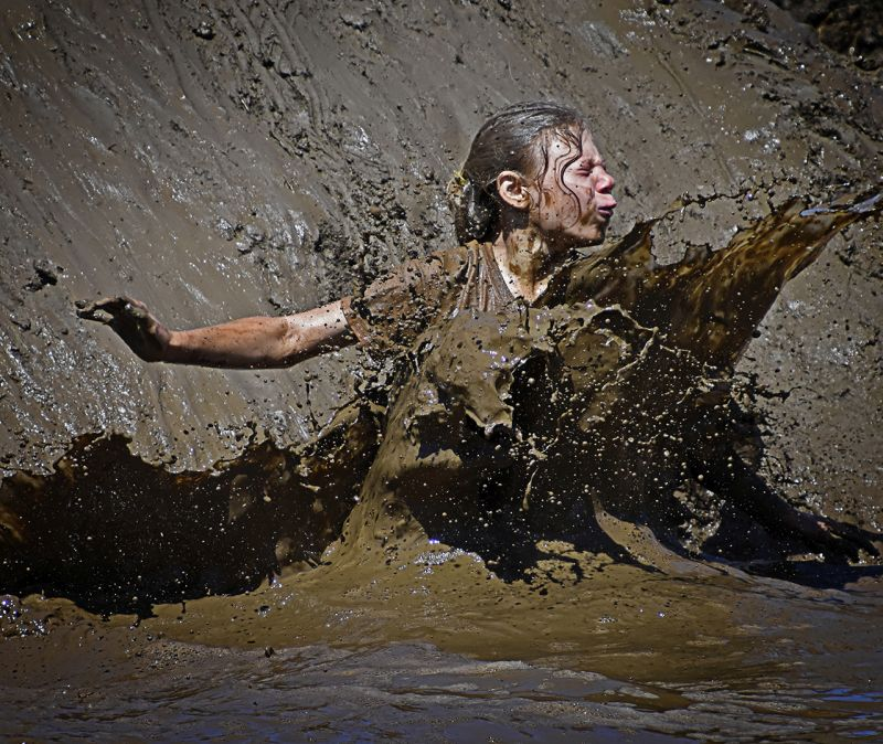 MUD SPLASH, Wilson  Ronald , Usa