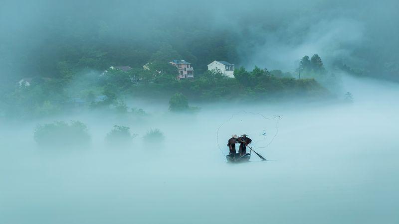 Fishing, Chen  Kunping , China