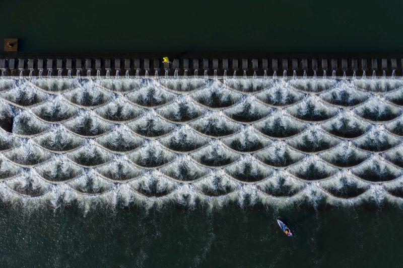 Floating Dam, Chen  Kunping , China