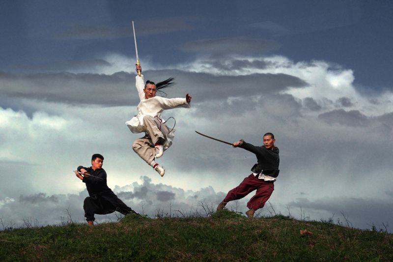 Heroic Spirit, Wang  Chunjie , China